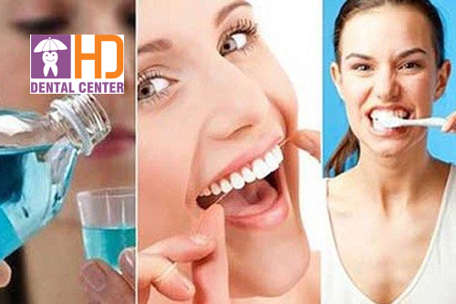 Cách chăm sóc răng khi gắn Implant