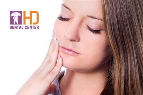 Cảm giác và các tác dụng phụ sau khi làm răng sứ