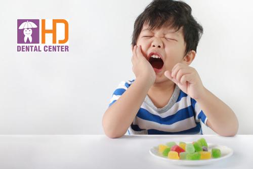 Điều trị tủy răng sữa có đau không, có ảnh hưởng gì không?