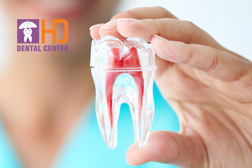 Những triệu chứng sau khi lấy tủy răng