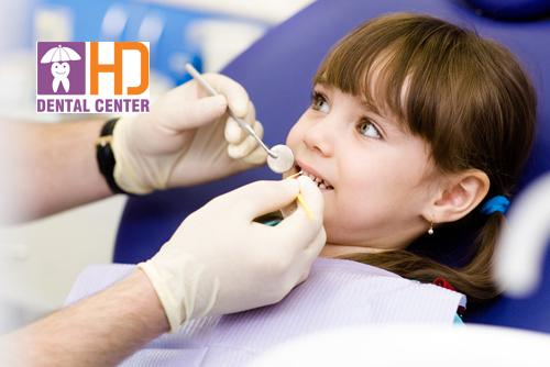 Trám răng sữa cho bé ở đâu an toàn tại TP.HCM
