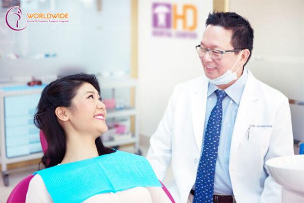 Cấy ghép implant tại Worldwide
