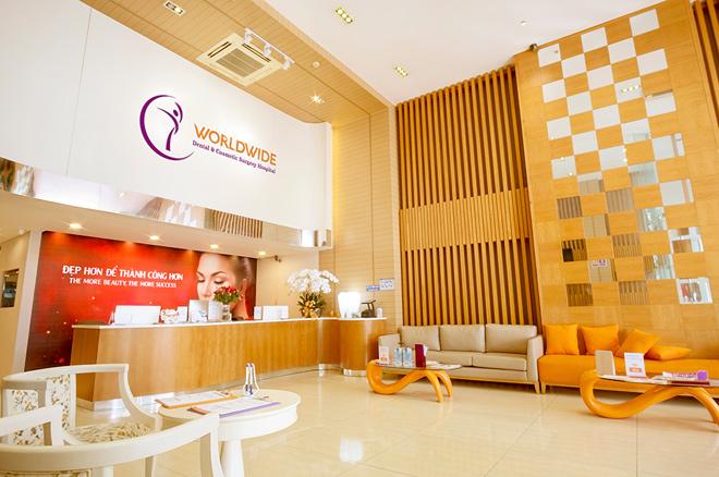 Worldwide - địa chỉ làm răng implant tốt tại TP.HCM