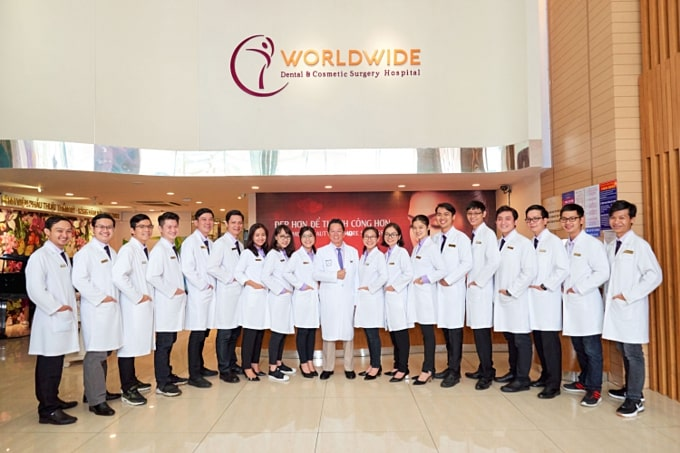 Bác sĩ WorldWide có tay nghề chuyên khoa cao